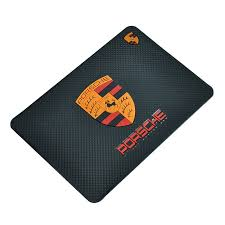 New Anti Slip Logo Pad PORSCHE