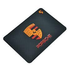 New Anti Slip Logo Pad PORSCHE