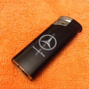 فندک گازی با لوگو Mercedes Benz