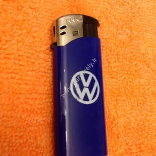 فندک گازی با لوگو VW