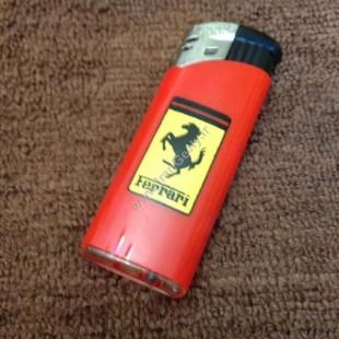 فندک گازی با لوگو Ferrari