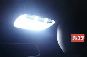 یک عدد لامپ  COB