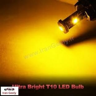 لامپ CANBUS دارای 3 اس ام دی قدرتمند