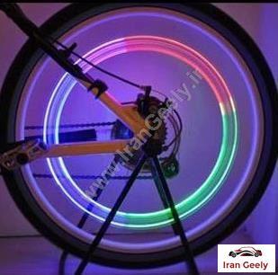 یک جفت فایر تایر تک رنگ - Fire Tire