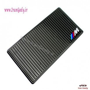 Silicon Anti Slip Logo Pad BMW