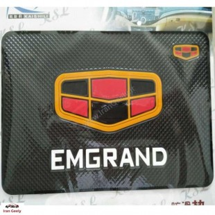 New Anti Slip Logo Pad GEELY EMGRAND