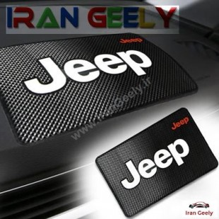جیپ - Anti Slip Logo Pad JEEP