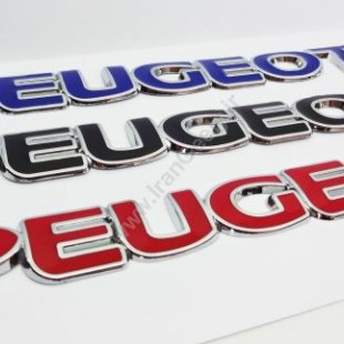 PEUGEOT Metal Badge