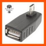 تبدیل ۹۰ درجه Micro USB به USB 2 Female