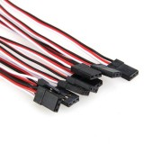 One Piece RC Servo Extension Cord Cable