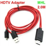 Micro USB MHL to HDMI Adapter