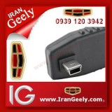 تبدیل ۹۰ درجه Mini USB به USB 2 Female
