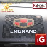 New Anti Slip Logo Pad GEELY EMGRAND