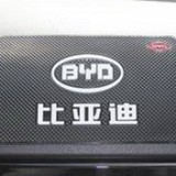 New Anti Slip Logo Pad BYD