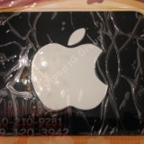 Anti Slip Logo Pad Apple
