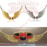 استیکر فلزی بال های فرشته جدید