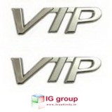 2x VIP ABS Badges