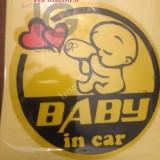 استیکر بچه تو ماشین / نوزاد تو ماشین