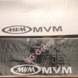 یک جفت پارکابی برچسبی MVM
