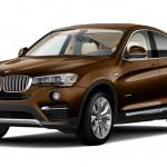 کفی سه بعدی فابریک BMW X3