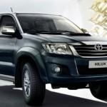 کفی سه بعدی فابریک هایلوکس  Toyota Hilux