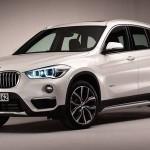 کفی سه بعدی فابریک  2012 - 2013 BMW X1