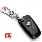 محافظ لوکس طرح کربن ریموت بی ام دبلیو+جاکلیدی BMW
