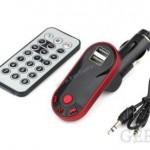 بلوتوث هندزفری - MP3 Player+Remote+Charger