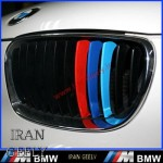 برچسب 3 رنگ BMW