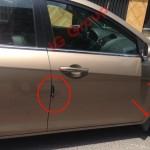 ضربه گیر درب خودرو با کیفیت عالی ( جدید )