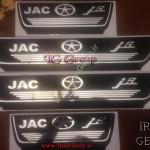 پارکابی برچسبی طرح چرم JAC J5