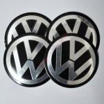 برچسب رینگ خودرو فولکس واگن