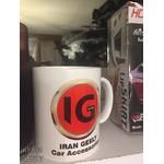 ماگ با لوگو ایران جیلی