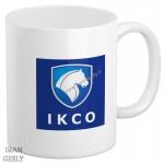 ماگ با لوگو IKCO