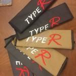 پد گلدوزی شده کمربند ایمنی TYPER- جدید