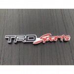 TRD Sport Metal Badges