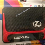 New Anti Slip Logo Pad LEXUS