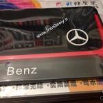 Silicon Anti Slip Logo Pad Mercedes Benz