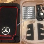 جدیدترین - Silicon Anti Slip Logo Pad Mercedes Benz