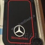 جدیدترین - Anti Slip Logo Pad Mercedes Benz