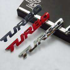 TURBO Small Metal Badges