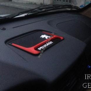 جدید - Anti Slip Logo Pad Peugeot