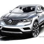 کفی سه بعدی فابریک  Renault Koleos