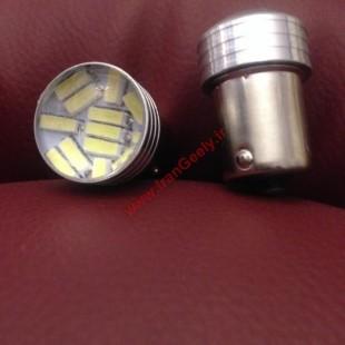2عدد لامپ ۶ اس ام دی پروژکتوری بسیار نورانی