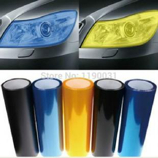 برچسب چراغ های خودرو