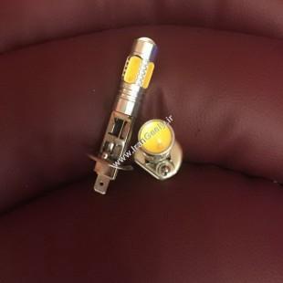 دو عدد لامپ سی او بی پر قدرت H1