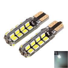 دو عدد لامپ ۴۸ اس ام دی پر قدرت CANBUS
