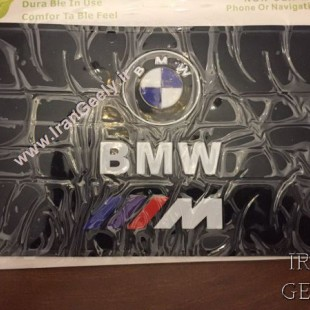 New LARGE Anti Slip Logo Pad BMW