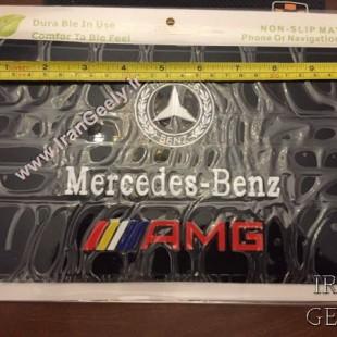 New Anti Slip Logo Pad Mercedes Benz