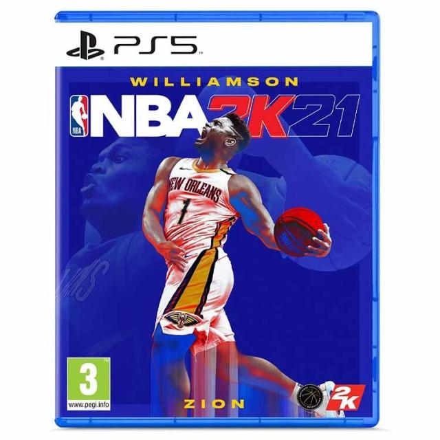 بازی NBA 2K21 برای PS5